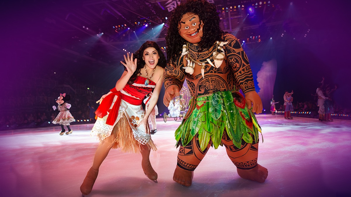 Disney On Ice: Mickey's Search Party at Alamodome