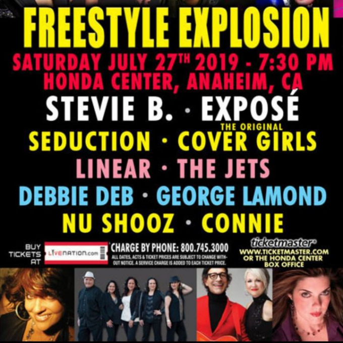 Freestyle Explosion at Alamodome